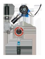 Wireless Gas Detection Monitors