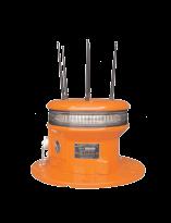 Brightstar LED Marine Lantern with PDA – 3nm-5nm
