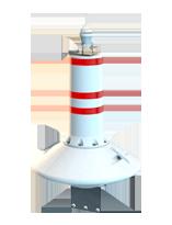 Essi White Smart Marker Buoy